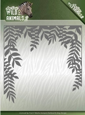 Amy Design Die ADD10172 Wild Animals 2 Jungle Frame