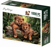 Amy Design Puzzle ADPZ1001 Wild Animals 2 Cubs/welpen
