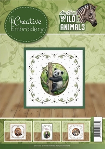 Creative Embroidery 1 Amy Design CB10001 Wild Animals