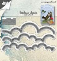 Joy! stencil 6002/1262 Wolken randen