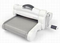 Sizzix Big Shot Machine 660200 Only White & Grey