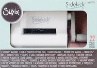 Sizzix 661770 Sidekick Starter Kit - White & Gray