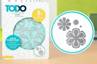 TODO Die Template 383641 Set Classic Flower Stack