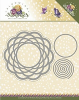 Marieke Die Blooming Summer PM10152 Braided Circle