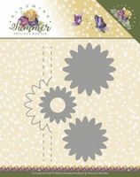 Marieke Die Blooming Summer PM10153 Pop-up Flower 1