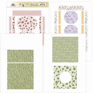 Marieke Blooming Summer PMFC10001 Printed Figure Cards