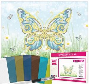 Sparkles Set XL SPPK10002 Butterfly/vlinder