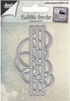 Joy! stencil 6002/0519 Bubbels rand