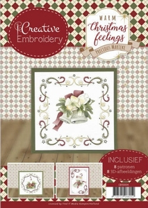 Marieke Warm Christmas Feeling CB10004 Creative Embroidery 4