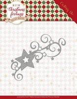 Marieke Warm Christmas Feelings Die PM10162 Swirls