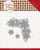 Marieke Warm Christmas Feelings Die PM10165 Corner
