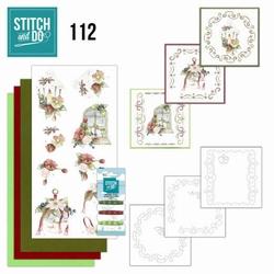 Stitch and Do STDO112 Warm Christmas Feelings