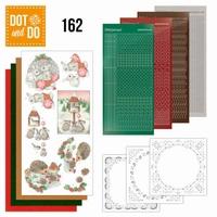 Dot and Do DODO162 Hedgehog and Rabbits