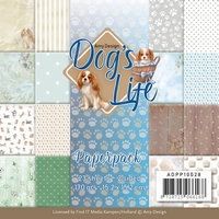 Amy Design Dogs Life ADPP10028 Paperpack