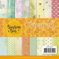 Jeanine's Art Buzzing Bees JAPP10011 Paperpack