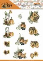Marieke Nature's Gift 3D Pushout SB10384 Yellow Gift