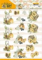 Marieke Nature's Gift 3D Knipvel CD11350 Yellow Gift