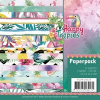 Yvonne Happy Tropics YCPP10025 Paperpack