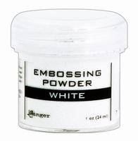 Embossing Powder Ranger EPJ36685 white
