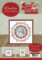 Yvonne Sweet Christmas CB10006 Creative Embroidery 6