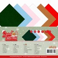 Yvonne Sweet Christmas YC-A5-10017 Linnenpakket