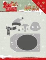 Yvonne Sweet Christmas Dies YCD10179 Penguin