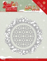 Yvonne Sweet Christmas Dies YCD10178 Frame