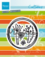 MD Craftables CR1468 Doodle circle