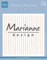 MD Design Folder DF3456 Marjoleine's stripes