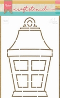 MD Craft stencil PS8039 Lantern