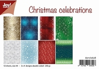 Joy!Crafts Paper Design 6011/0628 Christmas Celebrations