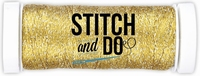 Stitch and Do Sparkles Embroidery Thread SDCDS04 Warm Gold