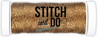 Stitch and Do Sparkles Embroidery Thread SDCDS05 Bronze