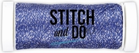 Stitch and Do Sparkles Embroidery Thread SDCDS06 Cobalt