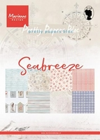 MD Pretty Papers Bloc PK9156 Seabreeze