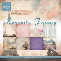 MD Pretty Papers Bloc PK9096 Romantic Journey