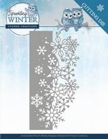 Yvonne Sparkling Winter Dies YCD10189 Sparkling Border