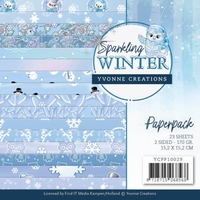 Yvonne Sparkling Winter YCPP10029 Paperpack