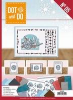 Dot and Do A6 Book DODOA6005 Christmas Dreams