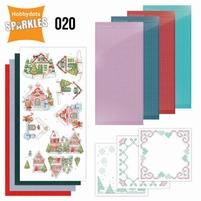Sparkles SPDO020 Set 20 Sweet Christmas