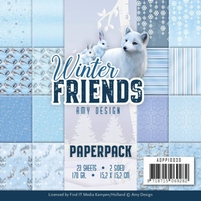 Amy Design Winter Friends ADPP10030 Paperpack