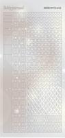Hobbydots Sticker Pearl STDP122 Zilver