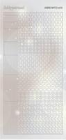 Hobbydots Sticker Pearl STDP102 Zilver