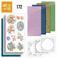 Dot and Do DODO172 Aquarel Tulpen en meer