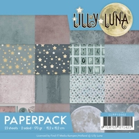 Yvonne Lilly Luna 2 LLPP10002 Paperpack