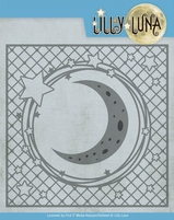 Yvonne Lilly Luna 2 Dies LL10005 Stars and Moon Frame
