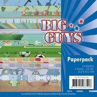 Yvonne Big Guys YCPP10024 Paperpack