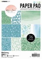 StudioLight Karin Joan Blooming PPKJ01 Paper Pad A5