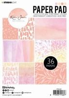 StudioLight Karin Joan Blooming PPKJ02 Paper Pad A5