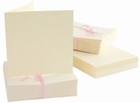 Kaarten & enveloppen Anita's ANT 1512000 Crème 4-kant